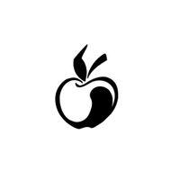 ingrosso decalcomanie adesivi apple-Apple Vinyl Decal Sticker Truck Window- 6