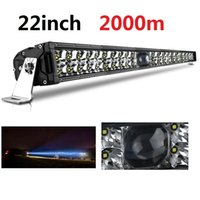 Wholesale 22Inch Offroad LED Laser Work Light Bar Combo Flood Spot Truck SUV WD OFFROAD
