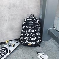 paquet homme lycra achat en gros de-Designer sac à dos de mode hommes et femmes sacs d'école marque sac à bandoulière sac de sport en plein air pour étudiants sac à dos voyage paquet