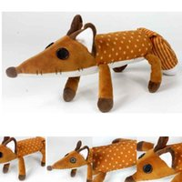 Wholesale kids education videos for sale - Group buy 45cm The Little Prince Fox Plush Dolls Toy le Petit Prince stuffed animal plush education toys for baby kids Birthday Xmas Gif C12