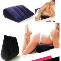 Wholesale sex magic cushion for sale - Group buy NEWEST Inflatable Climax Sex Magic Cushion Great Sex Toys Furnitures Erotic Audlt Products