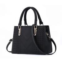 alça de mala feminina venda por atacado-Bolsas de grife Top-handle Crossbody Handbag Bolsa de Tamanho Médio Bolsa de Couro Durável Senhoras Bolsas de Ombro
