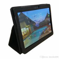 Wholesale mtk6592 tablet pc for sale - Group buy Leather case for quot inch Samsung N9106 MTK6572 MTK6582 MTK6589 MTK6592 tablet phone G tablet PC general case I PT