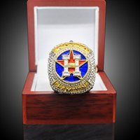 Wholesale Sports jewelry Altuve Springer Fan Gift MLB Houston Astros World Baseball Man Signet Championship Ring