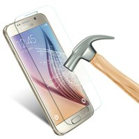 Wholesale tempered glasses s3 mini resale online - DHL Shipping Ultra HD Thin mm H Premium Tempered Glass Screen Protector Film For Samsung Galaxy S5 S6 S7 S3 S4 Mini Note Note Note