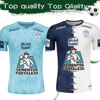 ingrosso camicie honda-Pachuca CF Home Away Soccer Jersey 2019/20 # 5 GUZMAN # 2 HONDA # 29 JARA Football Shirt 2020 Pachuca Uniformi di calcio le vendite