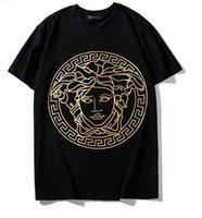 лучшие брендовые мужские рубашки оптовых-Бестселлеры мужские брендовые дизайнерские футболки высокого качества с брендом мужские и женские футболки
