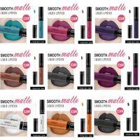 Wholesale waterproof high quality lip gloss for sale - Group buy Fashion High Quality Lip Gloss Long Lasting Waterproof Matte Lipstick Liquid Gloss Cosmetic