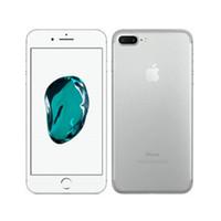 wifi g4 großhandel-Original Apple Iphone 7 plus 32 GB ROM entriegelte Refurbished Handys 3GB RAM Handy 5,5 Zoll Quad-Core