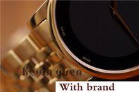 montre-bracelet à pois achat en gros de-Designer Dot Montres Hommes Luxe UltraThin Suisse Montre En Acier Inoxydable Bracelet Orinigal Homme D'affaires Décontracté Chronographe Classique