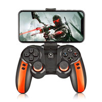 Wholesale phone controller for sale - Group buy Bluetooth Gamepad Controller Gen S8 Wireless Gaming Gamepad W Turbo Acceleration Extending Phone Holder