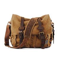b22b103cd1ad Wholesale Canvas Laptop Messenger Bags For Men - Buy Cheap Canvas ...