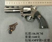 novo isqueiro da tocha venda por atacado-Recomendo New Arrival 608 de Metal isqueiro pistola Isqueiros Médio 357 Militar inflável Tocha mais clara Gun
