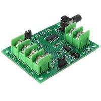 ingrosso autista 12v-Professionale Facile da installare 5v-12v DC Brushless Motor Driver Board Controller Controller disco rigido Motore 3/4 fili Accessori Caldo