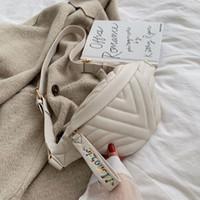 Wholesale new functional bag resale online - Plaid Waist Bags Women Fanny Pack Fashion Pockets Casual Waist Pack New Thread Casual Functional Money Phone Belt Bag p5