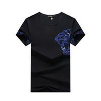 3d лица оптовых-Оптовая новый бренд рубашка мужская футболка улица с коротким рукавом летняя рубашка мужчины сталкиваются 3d бренд Мужские футболки M-3XL