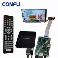 tv box china achat en gros de-Carte pilote Confu HDMI vers MIPI DSI pour TV Box 5.9inch 1080P HD Adaptive Rotate Scaler Android Raspberry pi Projecteur PS4 Caméra USB Chine
