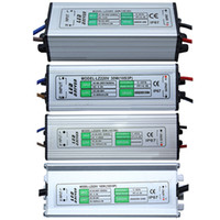 Wholesale 36v ac power supply for sale - Group buy AC V To DC V DC V LED Driver IP67 Waterproof Lighting Transformers Power Supply W W W W W