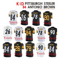 competitive price 7e42e 4cc6b Wholesale Steeler Jersey for Resale - Group Buy Cheap ...