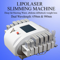 Wholesale diode laser lipo machine for sale - Group buy mitsubishi lipo laser clinic weight loss fat melting machine laser slimming machine diodes laser mw mw