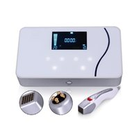 Wholesale dots machine resale online - Intelligent Fractional RF Machine Thermage Radio Frequency Face Lift Skin Tightening Wrinkle Removal Dot Matrix RF Machine