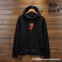 Wholesale new hat trends for sale - Group buy Men s fall new long sleeve t shirt hooded trend of the Korean version of head back with hat autumn clothes