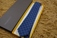 военно-морской галстук золотой галстук оптовых-Мужские галстуки Новый бренд Человек моды письмо Полосатые Галстуки Hombre Gravatá тонкий галстук Классический бизнес Повседневный Зеленый галстук для мужчин 20 стиль L882