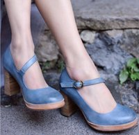 летние платья из америки оптовых-Европейские и американские женские сандалии Lady Girls Dress Высокий каблук Повседневная летняя обувь из кожи с высоким качеством