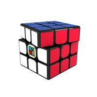 trenes magnéticos de juguete al por mayor-MF8858 Magic Cube Classroom RS3M 3x3x3 Magnetic Magic Cube Puzzle Toy para entrenamiento mental