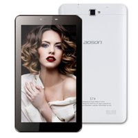 Wholesale tablet aoson for sale - Aoson S7 Android Quad Core GB GB inch G Phone Call Tablets Dual Camera Wi Fi Bluetooth Newest Entertainment Tablet PC