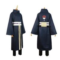 Wholesale naruto cosplay online - Anime Naruto Shippuden Uchiha Obito Cosplay