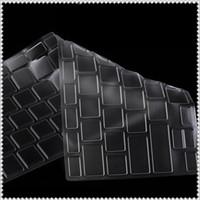 teclado macbook à prova d'água venda por atacado-Limpar teclado de silicone capa para MacBook Air Pro Retina 12 13 15 Waterproof tampa do laptop de teclado para MacBook A1706 A1707 A1708