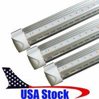 Wholesale led lights for room resale online - High Power LED Tube ft Led Bulbs Tubes T8 Integrated W W LED SMD2835 lampada led lights for home AC85 V CE ROHS UL