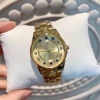 mira el precio de las chicas al por mayor-Nuevo modelo caliente Precio por mayor Moda señoras relojes bonitos Relojes de acero inoxidable Reloj de pulsera de lujo Reloj de calidad superior para niñas