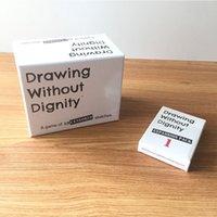 erweiterungspakete groihandel-Zeichnen ohne Würde Brettspiele Card Combo Pack Expansion Pack 1 Adult Party Kinder Lernspielzeug