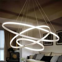 lámpara suspendida moderna al por mayor-2019 Nordic Suspension Luminaire Modern Led Simple Outdoor Lámpara colgante Accesorios para sala de estar Lustre Lámparas suspendidas Snail Light