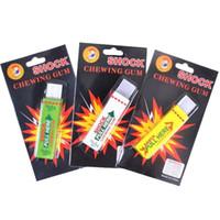 ingrosso electric shocking stick-New Electric Shock Batons Stick Scioccante Safety Trick Shocker Elettrico Anti-stress Gadget Joke Prank Giocattolo di trucco Novità Giocattoli divertenti