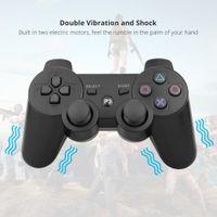 playstation oyun yastıkları toptan satış-Sony Playstation 3 Oyun Pad Anahtarı Oyunları Aksesuarlar MJ36 için PS3 Kontrolör Kablosuz Konsolundan için Gamepad Kablosuz Bluetooth Joystick