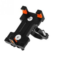 Wholesale universal bike phone holders online – Universal Aluminum Alloy Adjustable Mountian Bicycle Phone GPS Mount Holder Bracket For Cycling Cradle Clamp