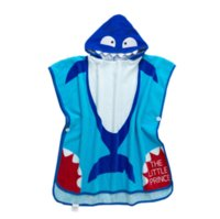 Wholesale animal towel bathrobe for sale - Group buy Beach Towel Cartoon Shark Kids Robes Boys Summer Cotton Bathrobes Animal Hooded Bath Robes Beachwear cm MMA1516