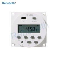 Wholesale programmable digital timers for sale - Group buy CN101A V V V Digital LCD Power Timer weekly days Programmable Time Switch Relay TIMER A CN101 mini clock light