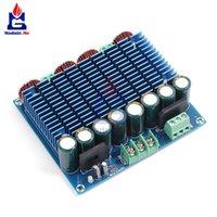 ingrosso amplificatore di alta classe-Freeshipping XH-M252 AC 24 V 2x420 W Stereo TDA8954TH Dual Chip Classe D Digital Audio HIFI Amplifier Board Module Ultra ad alta potenza Modalità BTL
