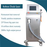 Wholesale high energy online - best laser hair removal machines laser skin tightening nm super hair removal machine high energy w diode laser machine