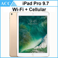 Wholesale tablet pc ram for sale - Group buy Refurbished Original Apple iPad Pro inch WIFI Cellular IOS A9X Chipset Dual Core GB RAM GB GB GB ROM Tablet PC DHL