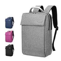 Wholesale men business backpack for sale - Group buy Oxford backpack computer bag Business simple inch gift backpack men women school bag laptop sports rucksack