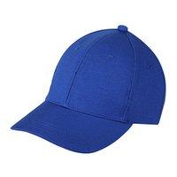chapéu azul das meninas venda por atacado-Crianças Plain Boné de beisebol meninas Boys Junior Childrens Hat Summer-Royal Blue