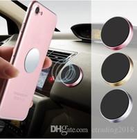 gösterge tablosu cep telefonu tutucuları toptan satış-Evrensel Araba Manyetik Dashboard Cep Cep Telefonu GPS PDA Dağı Tutucu Standı