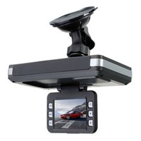 Wholesale car style parts resale online - 2018 Auto Parts Car DVR Dash Camera Car Styling In MFP MP Car DVR Recorder Radar Speed Detector Trafic English