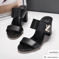 Wholesale boy s shoes for sale - Group buy New women s HORIZON SANDAL A4XSL women s sandals fashion women s shoes leather gift box with top qualitybrand