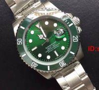 correia mecânica venda por atacado-Venda quente de Luxo Dial de Ouro Cinto de Aço Inoxidável Genebra Mens Mecânico Automático Moda Masculina Relógio Reloj Relógios de Pulso